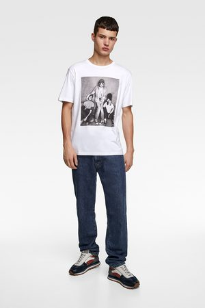 Zara Men T-shirts - Nirvana © nirvana print t-shirt