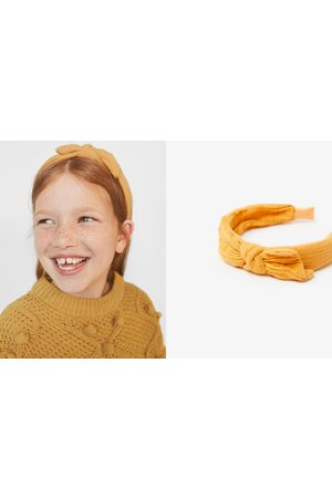 Zara Kids Bow Ties - Textured headband with bow