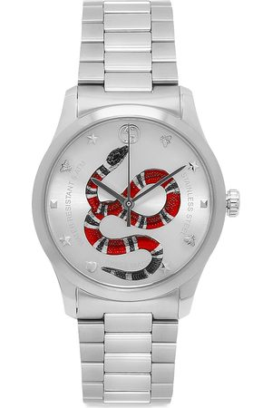 Gucci Men Watches - G-Timeless Iconic Snake Watch