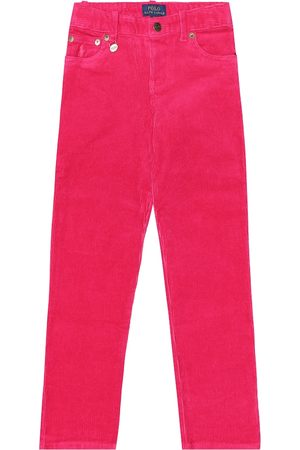 Ralph Lauren Stretch-corduroy pants