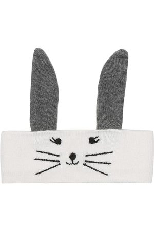 Il gufo Girls Headbands - Wool headband