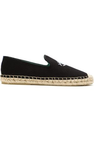 Blue Bird Shoes Look embroidered espadrilles