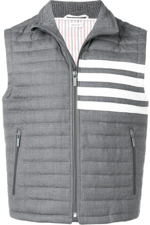 Thom Browne 4-bar Down Quilted Vest