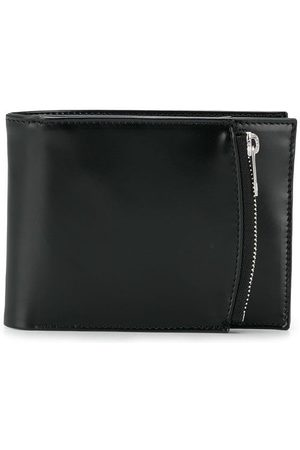 Maison Margiela Small bi-fold leather wallet