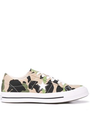 Converse One Star Ox low top trainers