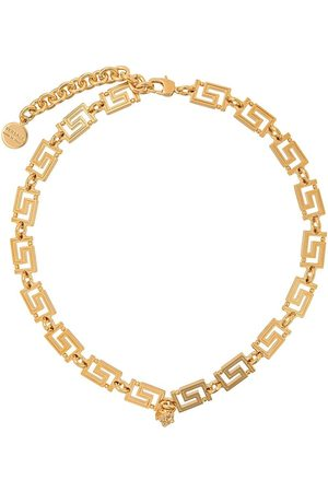 VERSACE Greca chain necklace