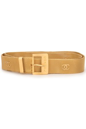 CHANEL CC chainmail belt