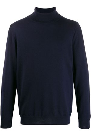 A.P.C Ribbed roll neck jumper