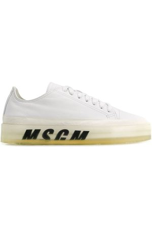 Msgm Oversized sole sneakers