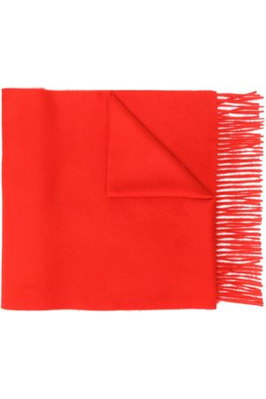 MACKINTOSH Cashmere Embroidered Scarf | ACC-013/E
