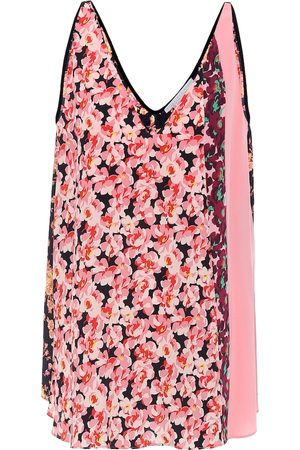 Stella McCartney Women Tops - Floral silk top