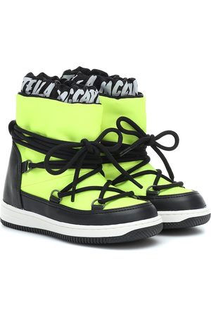 Stella McCartney Lace-up snow boots