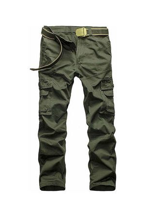Newchic Men Cargo Pants - Mens Muti-Pockets Cargo Pants