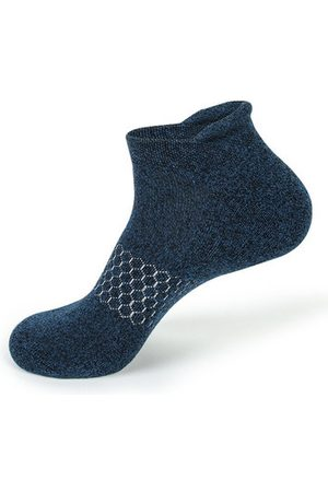 Newchic Men Sport Stretchy Breathable Ankle Sock
