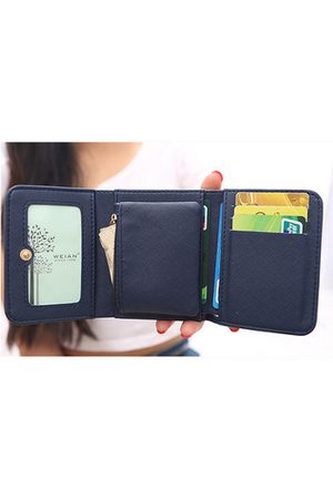Newchic PU Leather Trifold Wallet