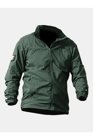 Newchic Mens Sun-proof Breathable Ultra-thin Outdoor Jacket