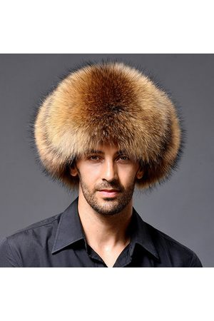 Newchic Warm Thick Artificial Fur Hats With Earmuffs