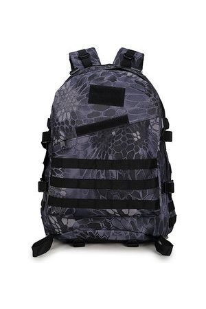 Newchic Waterproof Military Camouflage Camping Bag Backpack