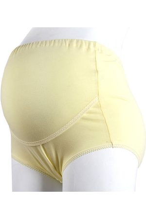 Newchic Soft Solid Color Boyshort Maternity Panties