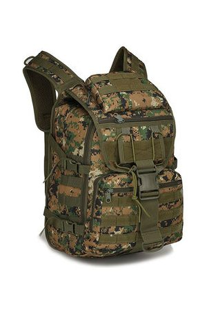 Newchic Waterproof Military Camouflage Camping Bag Saurida Backpack