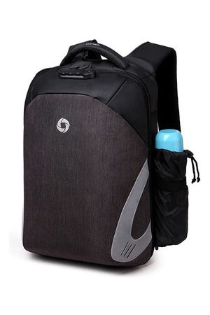 Newchic USB Charging Waterproof 16 Inches Laptop Bag Backpack