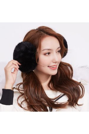 Newchic Women Ear Warmers - Women Unisex Ear Warmer Plush Earmuffs
