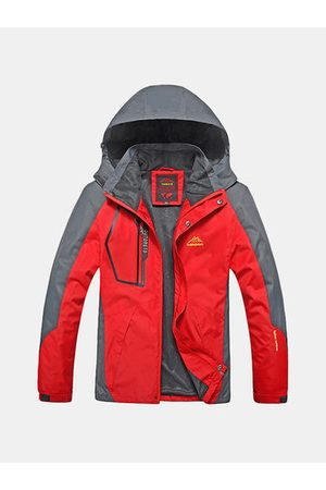 Newchic Plus Size Outdoor Climbing Jackets