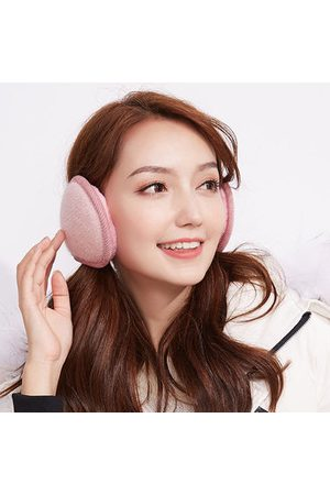Newchic Ultra Soft Faux Fur Plush Earmuffs Ear Warmer
