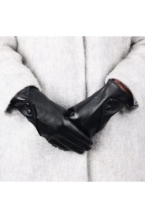 Newchic Texting Screen Pu Leather Elegant Gloves