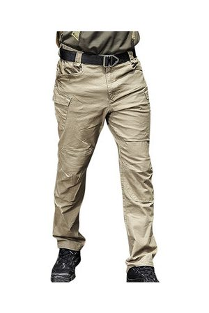 Newchic Men Cargo Pants - Mens Outdoor Multi-pocket Tactical Cargo Pants