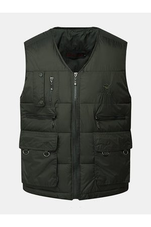 Newchic Multi Pockets Innerwear Outdoor Vest