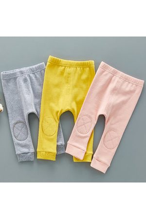 Newchic Solid Baby Boy Girls Leggings