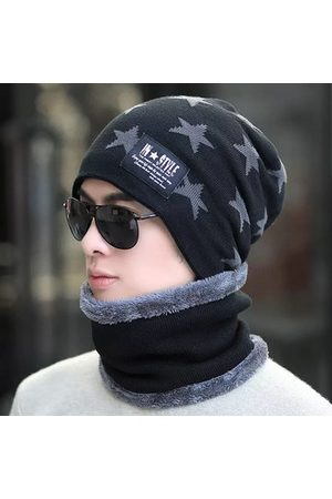 Newchic Hooded Neck Collar Scarves Warmer Cap
