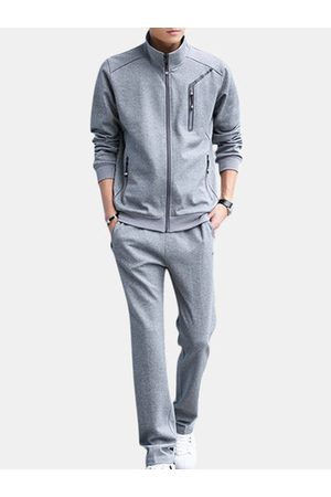 Newchic Spring Fall Casual Jogger Sport Suit