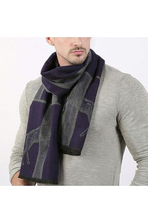 Newchic Men Scarves - Mens Warm Winter Business Casual Scarf