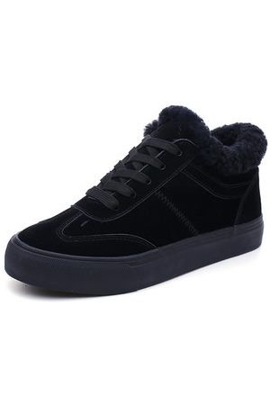 Newchic M.GENERAL Lace Up Warm Sneakers