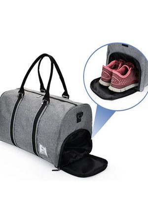 Newchic Women Men Casual Travel Luggage Nylon Duffle Bags
