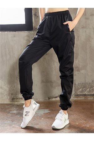 Newchic Hot Sweat Sport Elastic Workout Pants