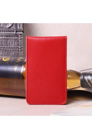 Newchic Men And Women Genuine Leather Multi-Card Slot Card Holder