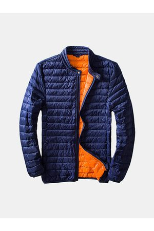Newchic Winter Lightweight Hasp Down Jacket