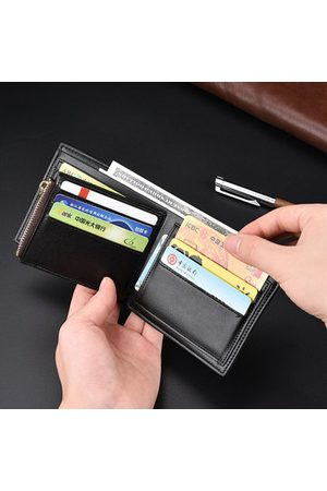 Newchic Business PU Leather Multi-card Slots Coin Bag