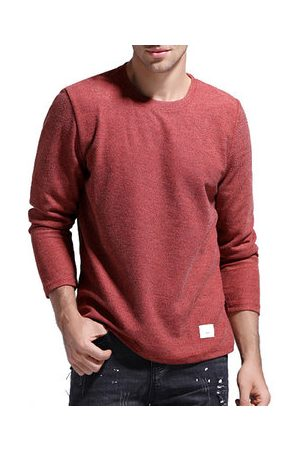 Newchic Solid Color Casual T-shirt