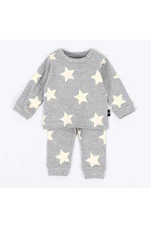 Newchic 2Pcs Stars Baby Boys Girls Clothing Set