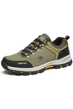 Newchic Men Wearable Outdoor Hiking Shoes