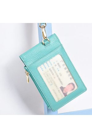 Newchic Women Wallets - Genuine Leather Card Holder Hang Bags