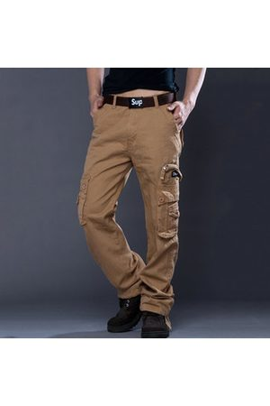 Newchic Fleece Military Cargo Pants