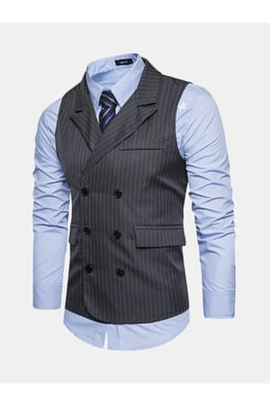 Newchic Business Double Breasted Waistcoat
