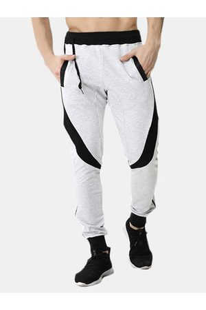 Newchic Side Drawstring Design Joggers Pants