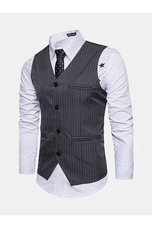 Newchic Fashion Single Breasted Waistcoat