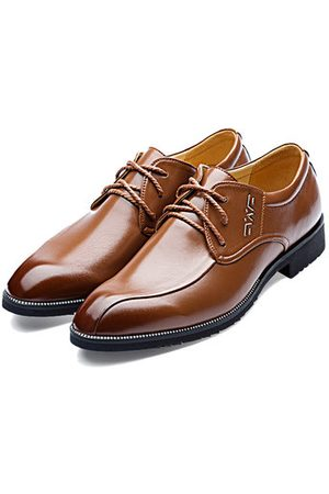 Newchic Men Formal Shoes - Men Pointed Toe Dress Shoes